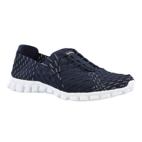 Skechers Ez Flex Stretch Weave Bungee Sneakers 22689 Womens