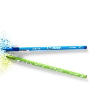 Bottle Green Fine Art Pencil Derwent 43 Aquatone Stick