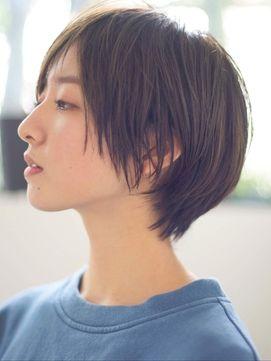 ボード したい髪型 のピン