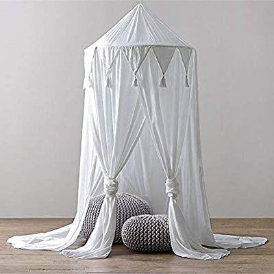 Amazon Com Certainpl Princess Bed Canopy Mosquito Net Cotton