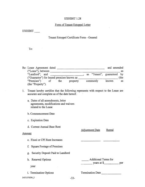 authorization letter template sell property lease termination - generic rental agreement