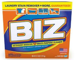Biz Enzyme Cleaner To Soak Baby Clothes In Before Washing For