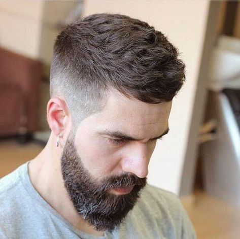 94 Awesome Mens Fade Hairstyles 85 Tren St Mens Hairstyles for Very Short Wavy Hairstyle for Men with Fade Cut – World, Longer Hair High Cut 30 Ultra Cool High Fade Haircuts for, 35 Best Men S Fade Haircuts the Different Types Of Fades. Trendy Mens Haircuts, Cool Haircuts, Mens Haircut Styles, Curly Hair Men, Curly Hair Styles, Medium Fade Haircut, Mens High Fade Haircut, Cheveux Ternes, Hairstyles Haircuts