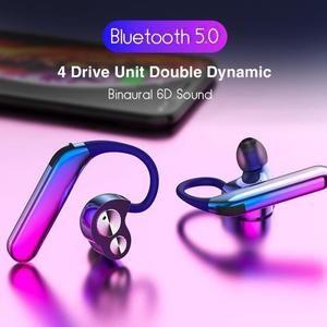 Binaural Sans Fil Hifi Oreillette Stereo Bluetooth 5 0 Tws Casques Ecouteurs Sport Ipx7 Etanche Mi Wireless Sport Earbuds Earbuds Bluetooth Earbuds Wireless