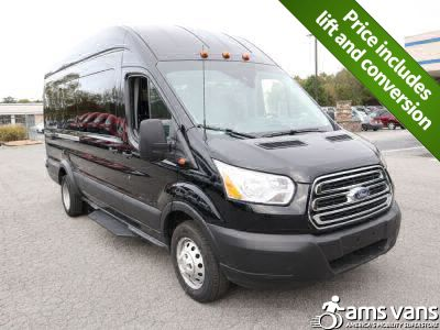 Used 2019 Ford Transit Passenger 350 Xlt Xl Wheelchair Van Ford