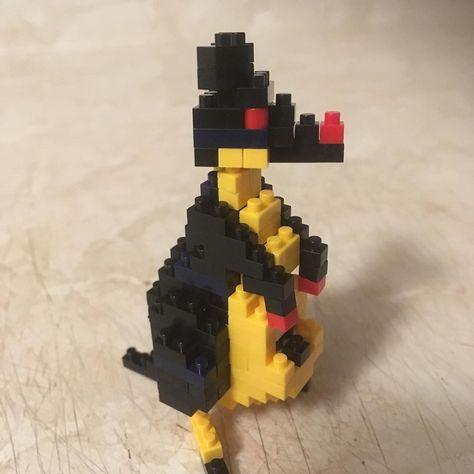 Nanoblock kangourou