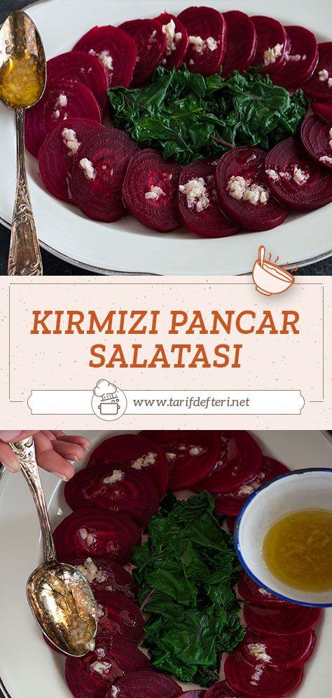 Kırmızı Pancar Salatası Tarifi Tarif Defteri Yemek Tarifi Pancar Salatası Tarifleri Pancar Pancar Salatası