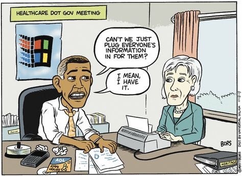 Solved: the HealthCare website.