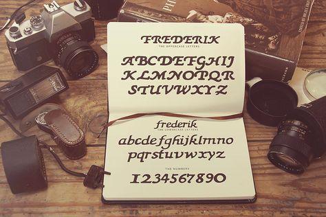 My name is Fredereik
