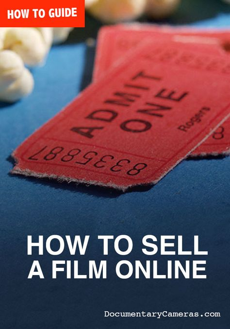 How to Sell a Film Online Using Streaming Distribution Services - Documentary Film Cameras
