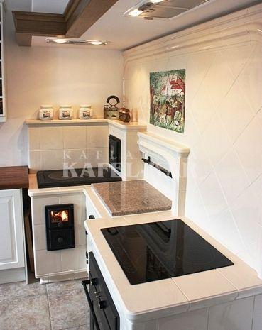 Kuchnia Kaflowa Kitchen Room Design Home House