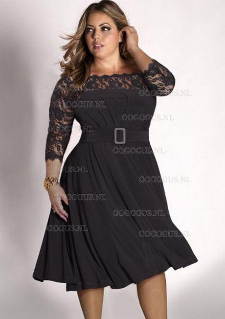 Welp Kanten jurken grote maten (met afbeeldingen) | Jurken, Kanten jurk XX-89