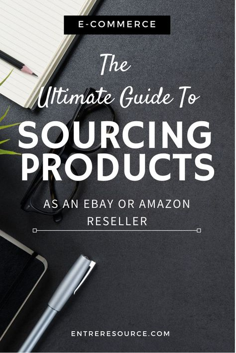 sourcing products to sell on amazon