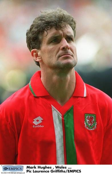 Mark Hughes Wales Wales Football Wales Welsh Rugby