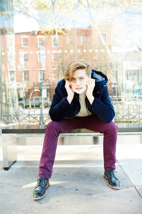 Cole Sprouse Photoshoot Gallery | Sprousefreaks (con ...