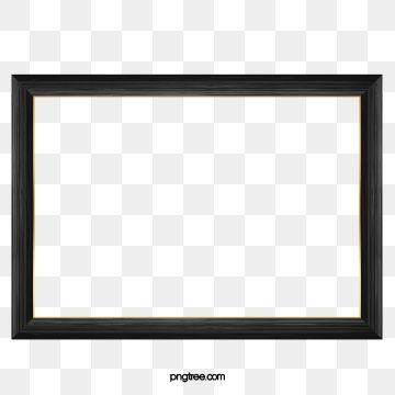 Black Photo Frame Png Black Photo Frames Free Picture Frames Custom Photo Frames