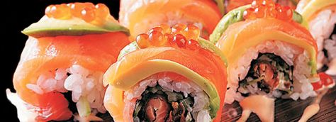 Yamato - All you can eat sushi in Brighton...just don't leave anything on your plate!