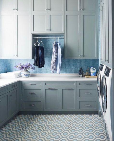 Decorating Smallspace Kitchen: Pin By Joanna Goodman On L A U N D R Y & MUD ROOMS