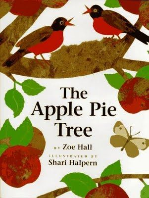Apple story time & crafts