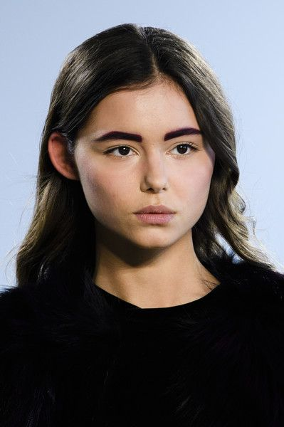 Bibhu Mohapatra, Fall 2018 - The Most Dazzling Hair and Beauty Details From NYFW Fall 2018 - Photos