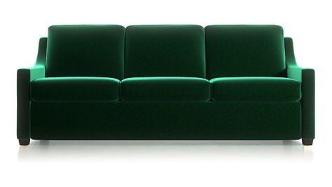 Perry King Sleeper Sofa Reviews Crate And Barrel Sleeper