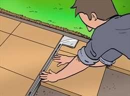 Comment Realiser Une Bonne Evacuation D Eau Pour Terrasse Beton Prefabrique Pave Autobloquant Terrasse