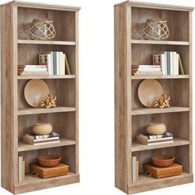 acbee9f6f12849b5467c952ad75d9afa - Better Homes And Gardens Crossmill 5 Shelf Bookcase Multiple Finishes