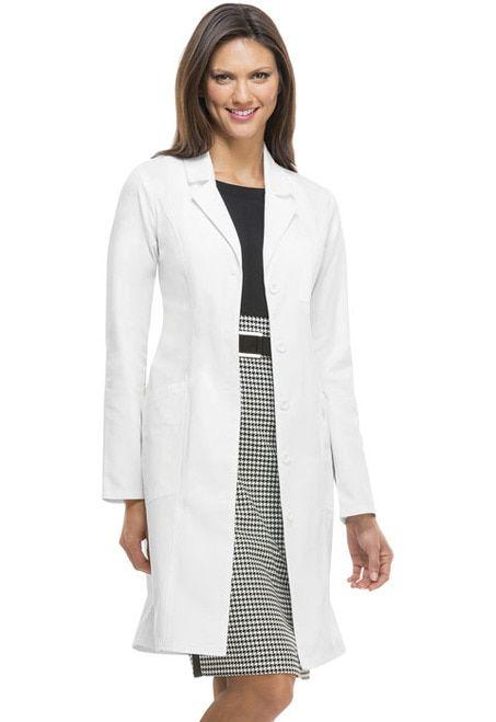 4f1a2f60 Cherokee Medical 2410 Bata de Laboratorio para Mujer | batas medico ...