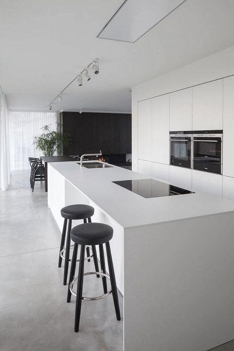 100 Idee Cucine Con Isola Moderne E Funzionali Con Immagini
