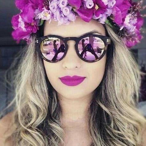 Модные солнцезащитные очки 2018-2019 года  лучшие модели, новинки, тренды,  фото 0f3903e0472