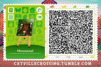 Acnl Moss Flag Qr Code Animal Crossing Qr Animal Crossing Qr Codes Animal Crossing