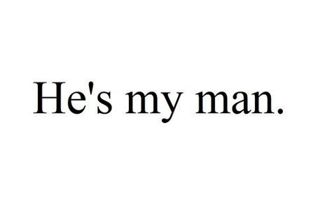 He's mine....Houman tells me non stop that he is mine and I am his & That he has never loved anyone as much as he loves me. He is mine ladies!!! I know,I know, my man is amazing....he is all mine and I am all his.