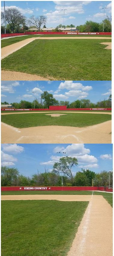 Mesh Windscreen To Dress Up Your Baseball Field Full Color Graphics Available And Multiple Styles Of Screen Available Baseball Field Wind Screen Field