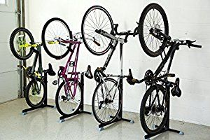 Thane Bike Nook Free Standing Bicycle Stand For Indoor Storage