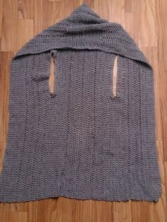 Easy peasy Weste  #knitting #crochet #Architecture #Beauty #Fashion #Food #Gifts #Health #Humor #Outdoors #Pets #Weddings