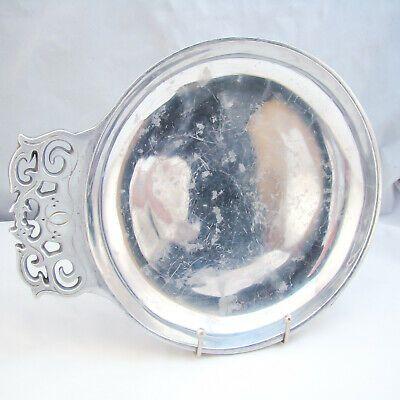 Ad Ebay Url Nambe 211 Pierced Handle Porringer Style Round Serving Bowl Read Bowl Nambe Serving Bowls