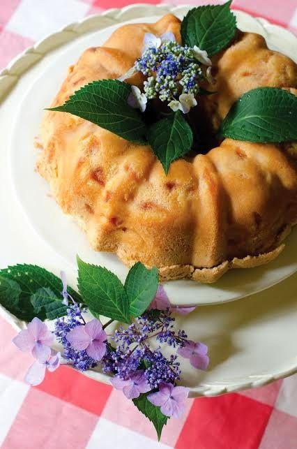 Peach Buttermilk Pound Cake James Farmer Buttermilk Pound Cake Peach Pound Cakes Peach Recipe