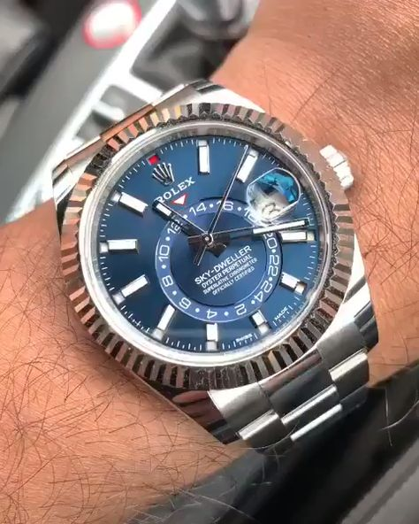 ROLEX SKY DWELLER rolex watches mens for sell [ 197$ 😍 ]