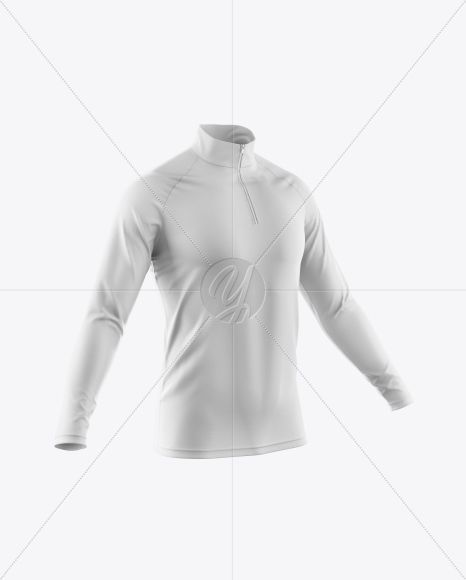 Download Men S Cycling Jersey With Long Sleeve Mockup Half Side View Apparel Bicycle Bike Clothing Cycling Garme Clothing Mockup Design Mockup Free Mens Cycling