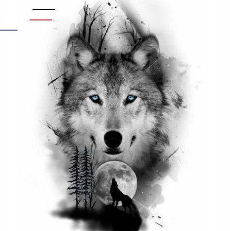 Wolf Pack Legend Br Digital Download Amazed By Wolves Check Out This Wolf Pack Legend Shadow Box W In 2020 Wolf Tattoos Men Wolf Tattoo Sleeve Wolf Tattoos