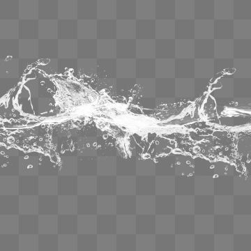 Flow Water Splashes Splash Png And Psd Splash Flower Png Images Watercolor Splash