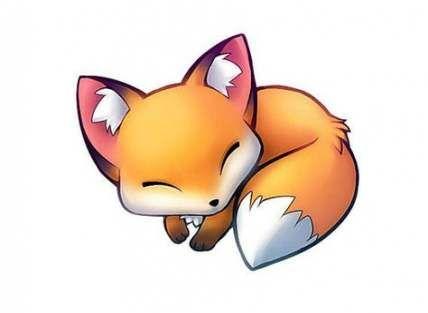 21 Super Ideas For Baby Cartoon Animals Drawing Baby Animal Drawings Cute Fox Drawing Cute Cartoon Animals