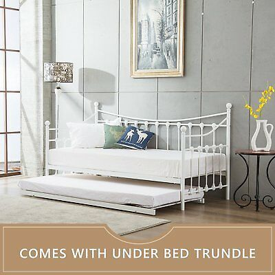 WITH OR WITHOUT TRUNDLE?. Trundle Bed L: 190cm W: 95cm H: 34.5cm. WITH OR WITHOUT MATTRESSES?. YOU SELECT YOUR CHOICE! Do you need mattresses too?. With option to add the mattresses too. Made for 3ft standard single sized mattresses, giving your guest plenty of space to sleep comfortably.