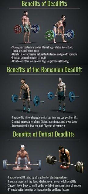Leg Exercises & Workout – Squats and Romanian Deadlifts | Corner