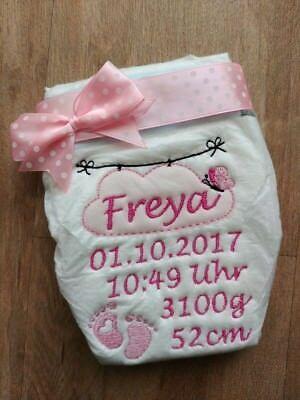 100x Hochzeitsmandeln Gastgeschenke Geburt Babynetz Bebek Sekeri Hastane Cikisi