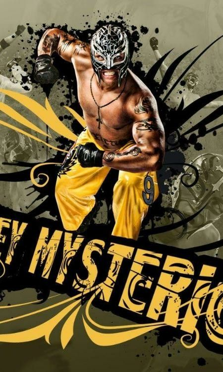 Rey Mysterio Alane Pundt S Collection Of 200 Rey Ideas In 2020