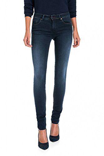 Slim Wonder Touch Push Up Jeans In Salsa Soft BlueWomen's 0wnPk8OX