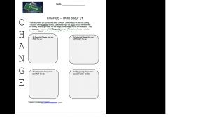 Teaching Kids About Change Using The 5 Point Scale