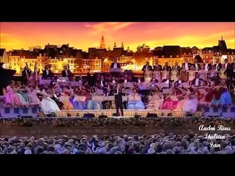 Andre Rieu Red Rose Cafe Live In Maastricht 2016