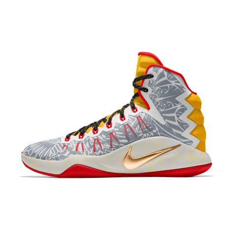 181bb1a0683d Chaussure de basket-ball Nike Hyperdunk 2016 iD pour Homme ...